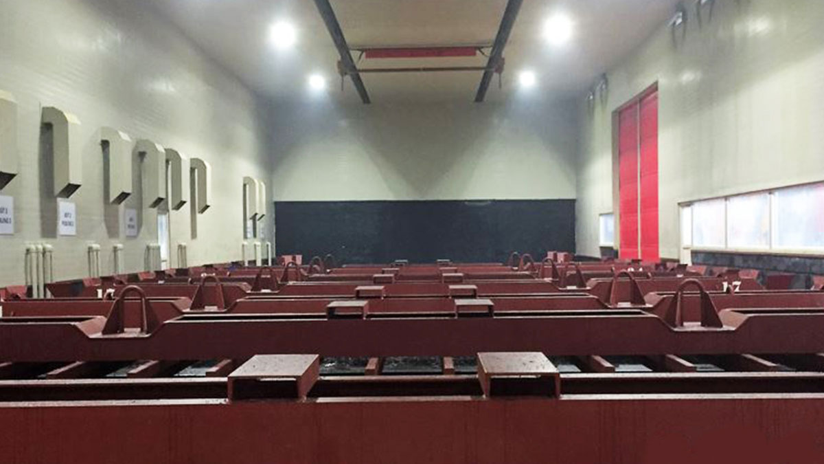 Acid Room Enclosure