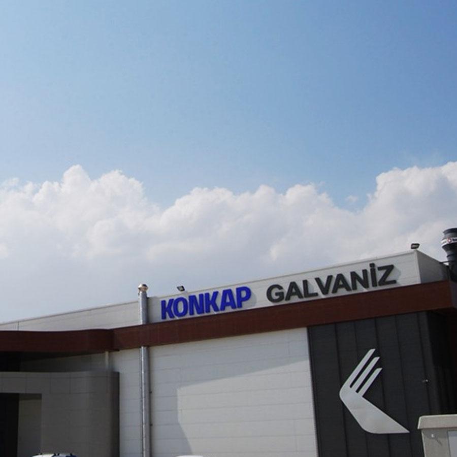 Konkap Galvaniz