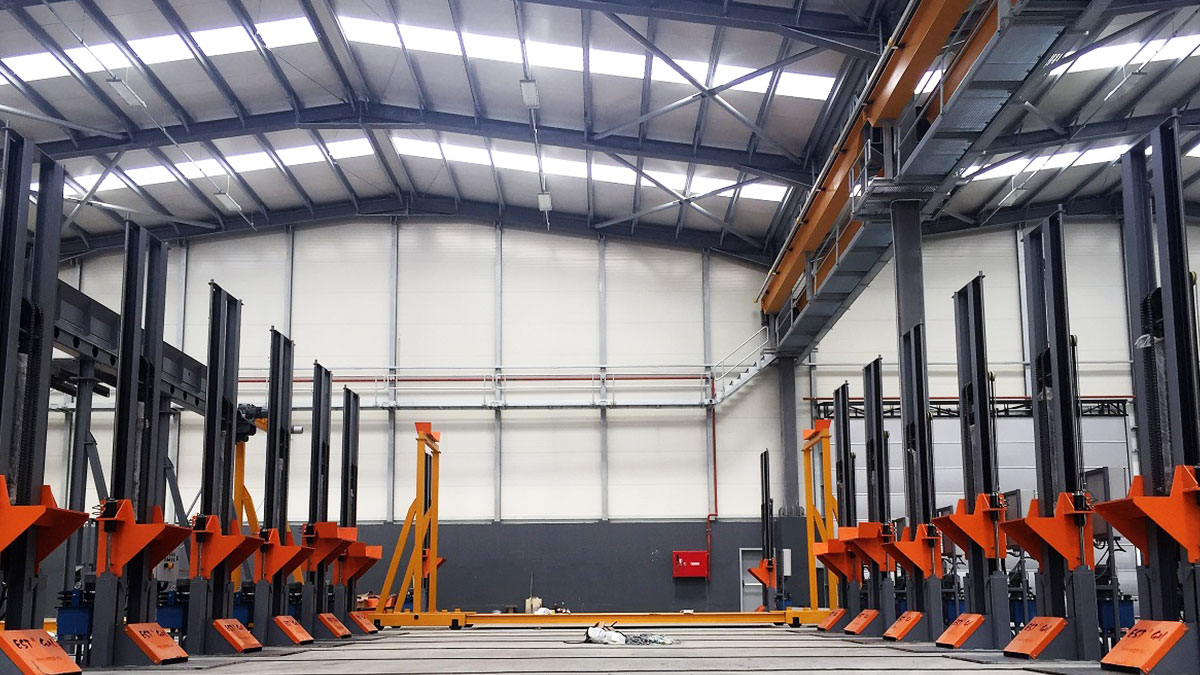 Loading and Off-Loading System